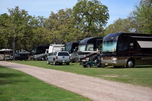 COACHES PARKED 1